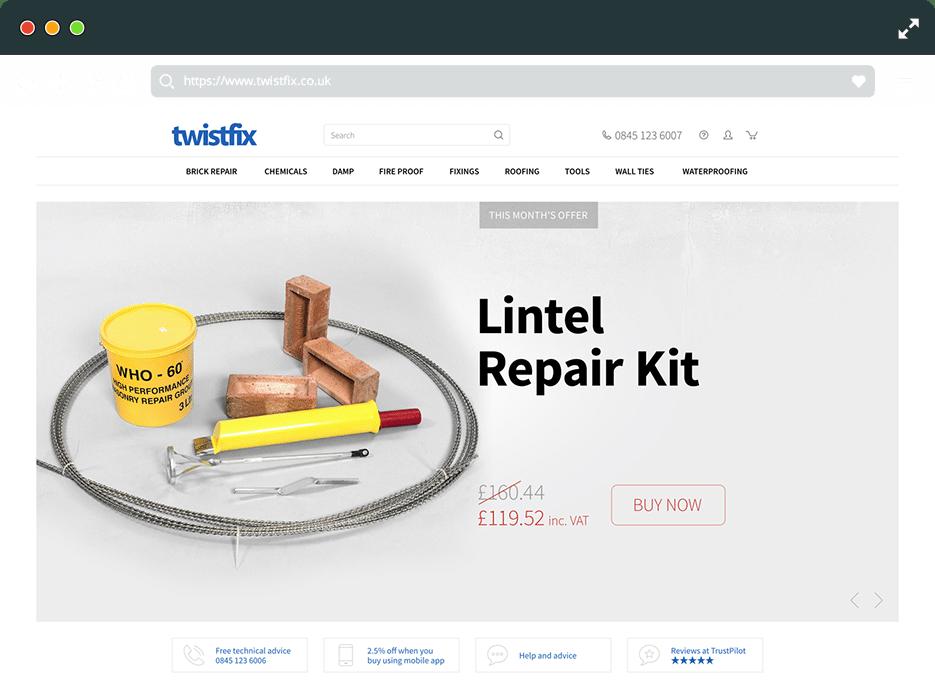 Twistfix