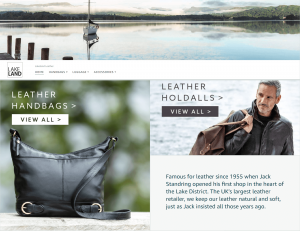 Lakeland Leather Amazon Brand Store