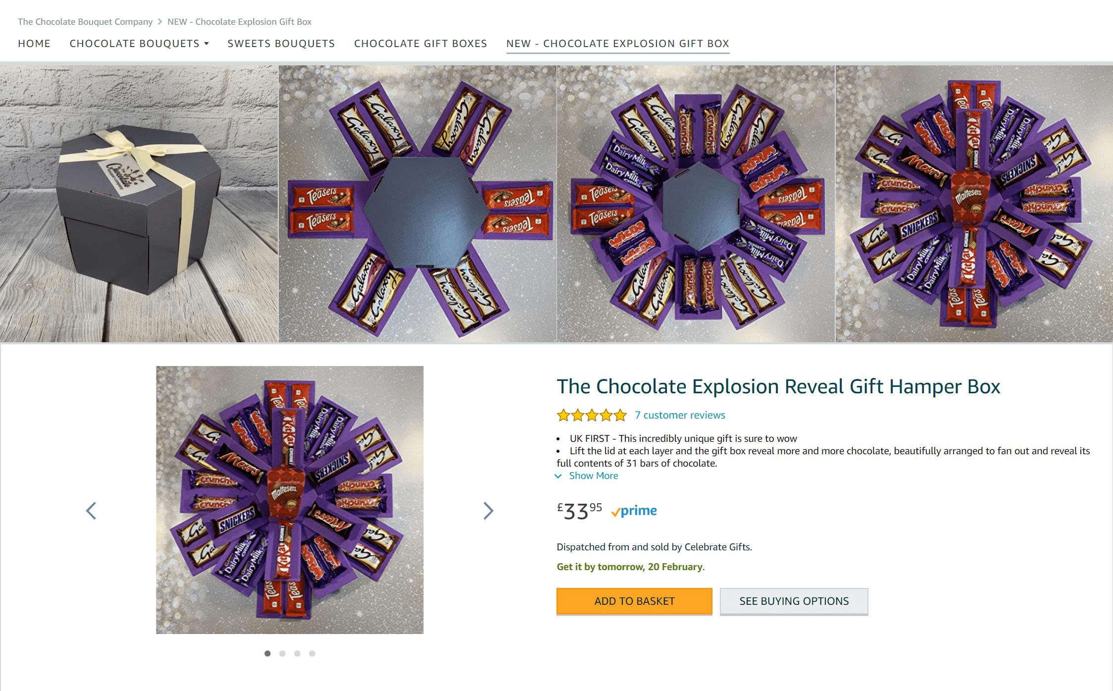 Celebrate Gifts Amazon Brand Store