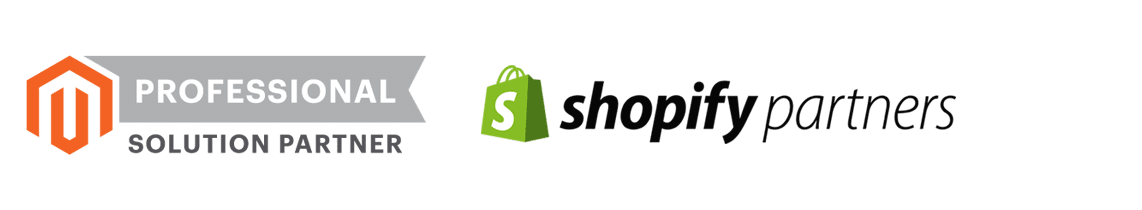 Magento and Shopify Partner