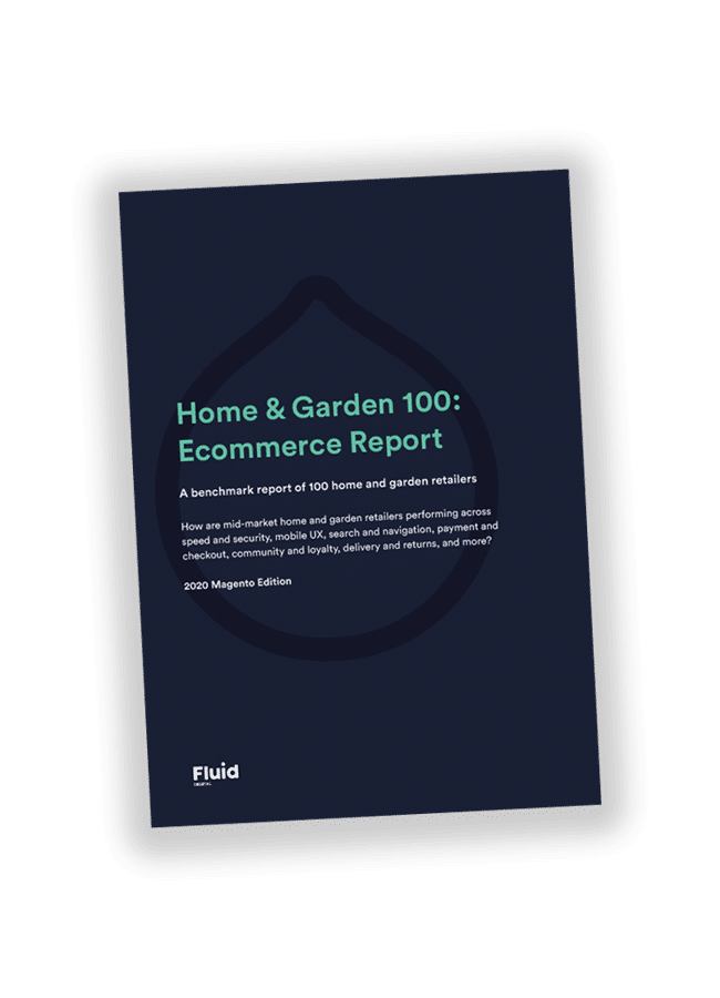 Home and Garden 100: Ecommerce Report