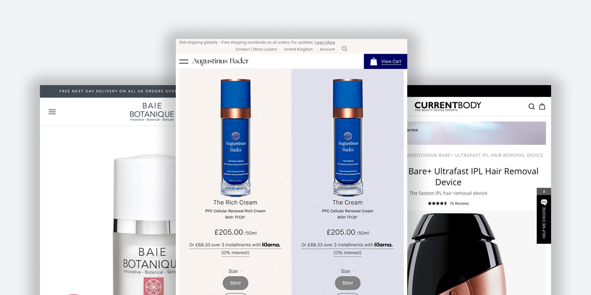 Health and Beauty 100: Ecommerce Report