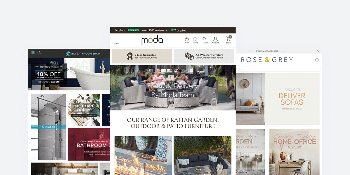 Home and Garden 100 Ecommerce Report