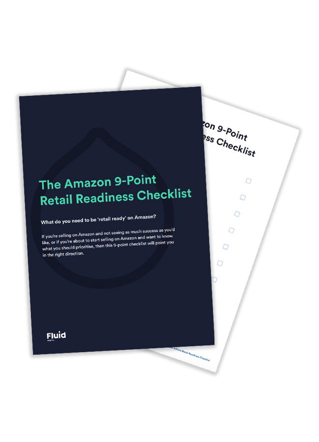 The Amazon 9-Point Retail Readiness Checklist